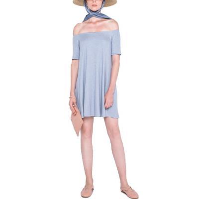 7eaf0fa136aa φόρεμα μινι μπλε ioanna kourbela - Totos.gr