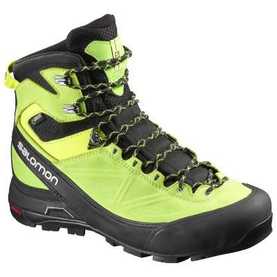 Αδιάβροχα ορειβατικά μποτάκια ανδρικά Salomon X Alp Mountain GTX Gore-Tex  Black a2d9e7f4b33