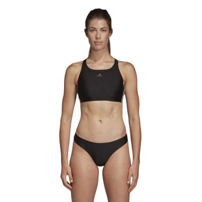 adidas 3-Stripes Women s Bikini - Γυναικείο Μαγιό DQ3315 - Black 02b34251f08