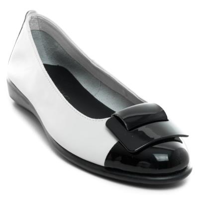 0d02aeb1004 Ανατομικά Παπούτσια Casual Γυναικεία FLEXX 10415002W WHITE