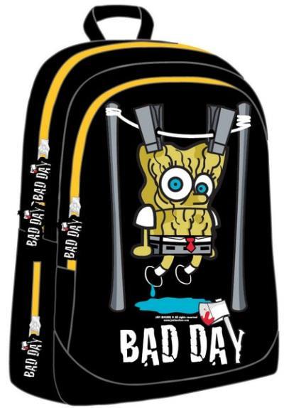 1ef1a5c8b67 Σχολική τσάντα Πλάτης BAD DAY BOB Sponge 0504705