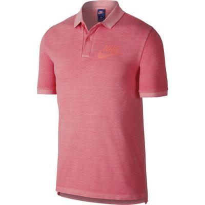 3a76ef9b82d3 T-Shirt-Polo-Top M NSW POLO PQ WASH HBR NIKE ΠΟΡΤΟΚΑΛΙ