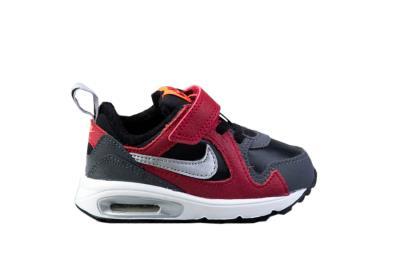 581c3f6ad28 Βρεφικά Παπούτσια Nike Air Max Trax Μαύρο/Μπορντό/Γκρι