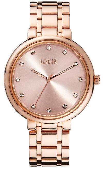 Loisir Confetti Rose Gold Stainless Steel Bracelet 11L05-00353 4cda8a1d56b