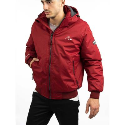 Ανδρικό Μπουφάν Bomber Jacket ICE TECH A521 Cherry 0f464741e34