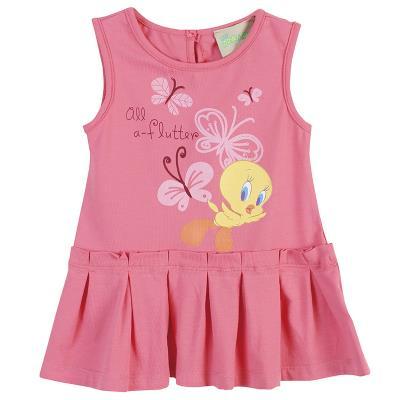 Φόρεμα Looney Tunes Baby Tweety (Κορίτσι 12 μηνών-3 ετών) 00340197 ΚΟΡΑΛΙ 0870cbea093