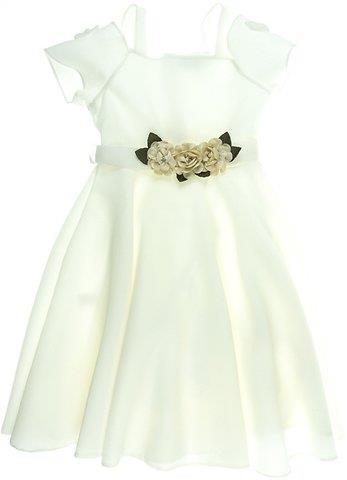 Enfetto παιδικό αμπιγιέ φόρεμα «Flower Girl» 121462a628a