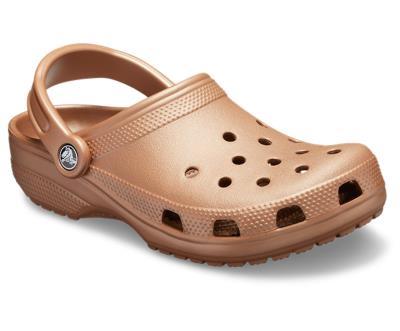 418bba5b4dd Crocs, Crocs Classic Clog 10001-854 BRONZE, Crocs™ Σαμπό