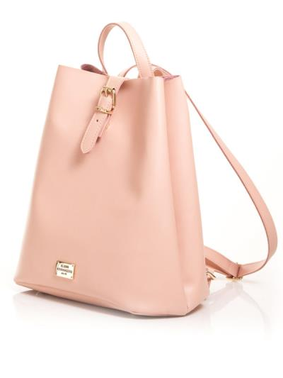 1a2d7afaf2 Elena Athanasiou - Recycled Backpack Baby Pink -