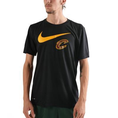 8e810373391f Nike Cleveland Cavaliers Dri-FIT NBA T-Shirt 938539-010 - BLACK