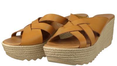 a7f710415e CELEBRITY Shoes 02-50 Κάμελ