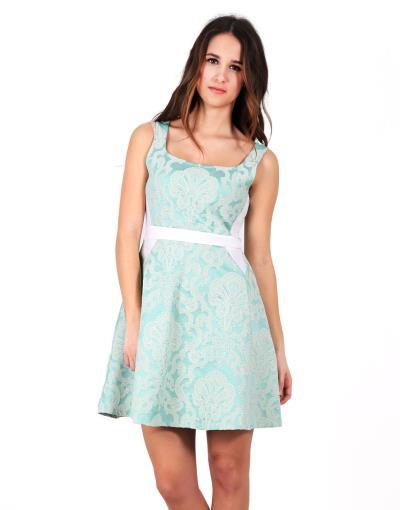 b166ec3b2499 φόρεμα μινι πρασινο κλοσ - Totos.gr