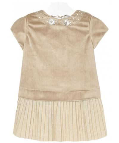 φόρεμα παιδικο μπεζ mayoral - Totos.gr 2d2dc45b4c8
