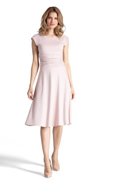 a98fdacda1e9 φόρεμα ροζ μιντι - Totos.gr
