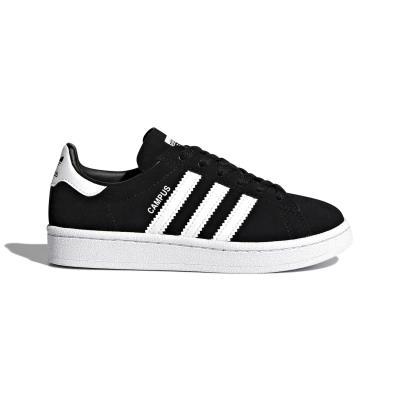adidas Originals Campus - Παιδικά Παπούτσια BY9594 - CBLACK FTWWHT FTWWHT 81997827ef6