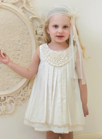 15c62622280 Φόρεμα Βάπτισης Με Δαντέλα Στο Μπούστο Κωδ:11982