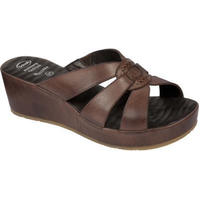 8e6a313af2a Dr Scholl Shoes Damiana Moka ΝΕΟ Γυναικεία Ανατομικά Παπούτσια Χαρίζουν  Σωστή Στ
