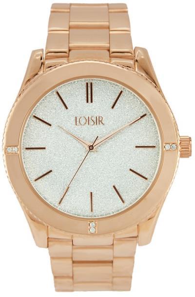 LOISIR Dandy Rose Gold Stainless steel Bracelet 11L05-00297 33f99334d98