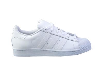 Unisex Sneakers Adidas Originals Superstar Foundation Λευκό f3a5bab6001