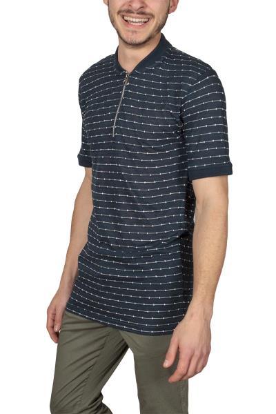 Anerkjendt Mango T-shirt μάο μπλε-λευκό - 9217328 d53532ef2d6
