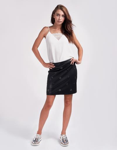 γυναικεία issue fashion φουστα mini - Totos.gr 10d1ea88cff
