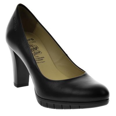 Ανατομικά Παπούτσια Casual WONDERS M-1960 NERO ad62066d21c