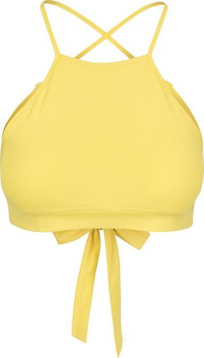 f1a429b19f25 Γυναικείο top Triangle Urban Classics TB2600 Bright Yellow