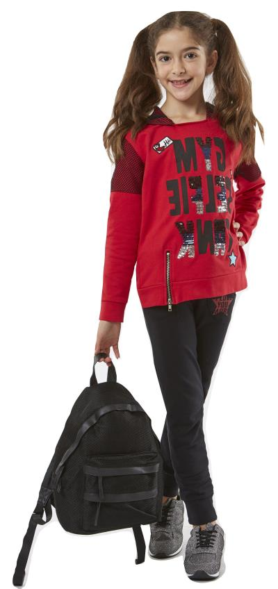 Ebita 187136 Σετ φόρμα Κόκκινο Κόκκινο Ebita 751567f6ae2