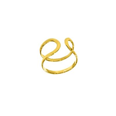d5727da367 γυναικεία amor amor δαχτυλιδια επιχρυσωμενο - Totos.gr