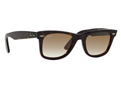 Γυαλιά ηλίου Ray-Ban Original Wayfarer 2140 902 51 Καφέ Ταρταρούγα Καφέ  Δίχρωμο ddfe285e6b8