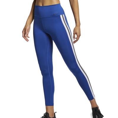 030f9030c44d Nike Women s 7 8 Training Tights BQ9061-438 - INDIGO FORCE BLACK
