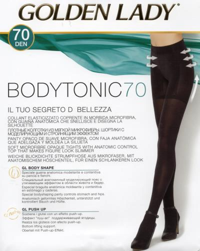 Καλσόν Golden Lady BODYTONIC 70 (121FFF) Μαύρο 8033604656436 e59c5f7b6f4
