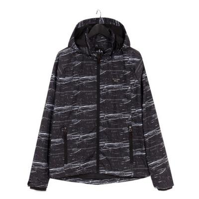 81c5be05d61e Μπουφάν-Τζάκετ Men s jacket with detachable hood Emerson ΜΑΥΡΟ