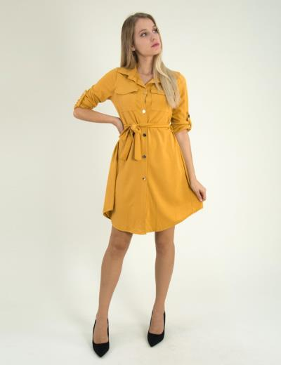 d72ade0cdb2f φόρεμα ρουχα huxley  u0026amp  grace πουκαμισοφορεμα - Totos.gr