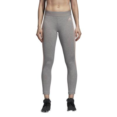 adidas Performance Essentials 3 Stripes Tights CZ5761 - GREY HEATHER ecbff9fc129