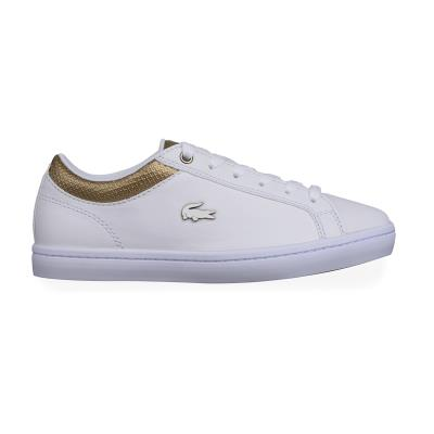 9c7b0664f7 Lacoste SNEAKERS STRAIGHTSET 118 1 37-35CAW0064216 ΛΕΥΚΟ