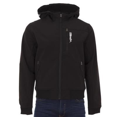 e004ee2313b Ανδρικό Μπουφάν Jacket SPLENDID 38-201-012 Μαύρο