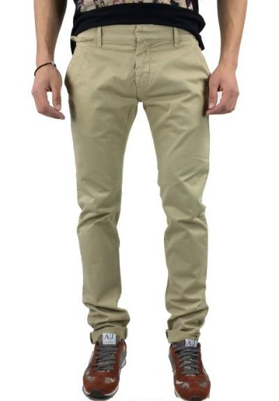 be35de81b23e Premium υφασμάτινο παντελόνι Trieste 1008 (Μπεζ)