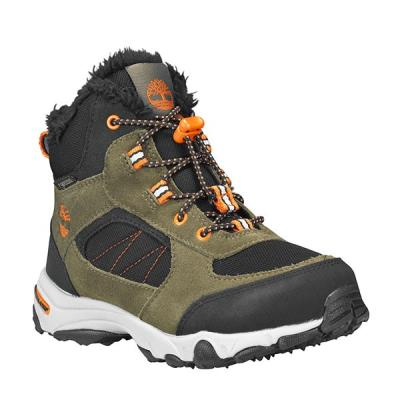 Ossipee Mid Bungee Gore-Tex Warm Lined Junior 12-18 CA1RE9302 NAVY MULTI bf3b96f9ac7