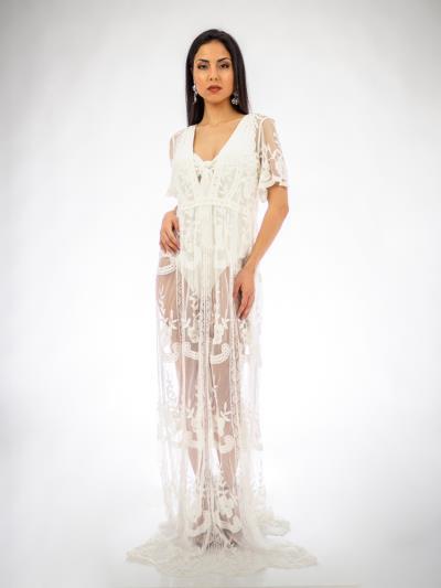 581a51269ea4 φόρεμα ασπρο maxi - Totos.gr