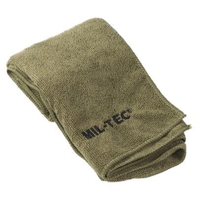 5fbd091182 Πετσέτα Microfiber Mil-Tec 80 X 40 cm Χακί