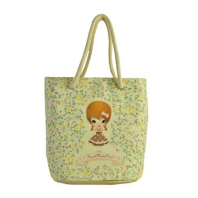 7cf2d89853 Τσάντα Ώμου - Θαλάσσης Δερματίνη Κίτρινο  Χρυσό