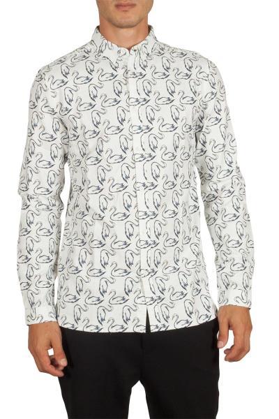 Anerkjendt Dexter ανδρικό πουκάμισο λευκό - 9417007 0e1b0b5ce9b