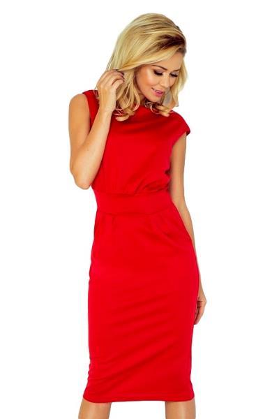 c712e5b9a817 φόρεμα κοκκινο midi αρχικη - Totos.gr