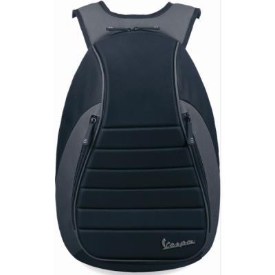 66496a4451 Vespa Τσάντα Seat FW18 Backpack Μαύρο Γκρι