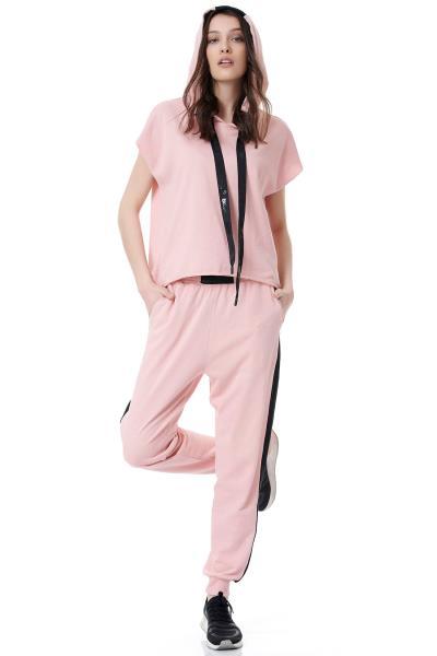 88228faebad Body Talk Γυναικεία Φόρμα 1191-903500 Pink