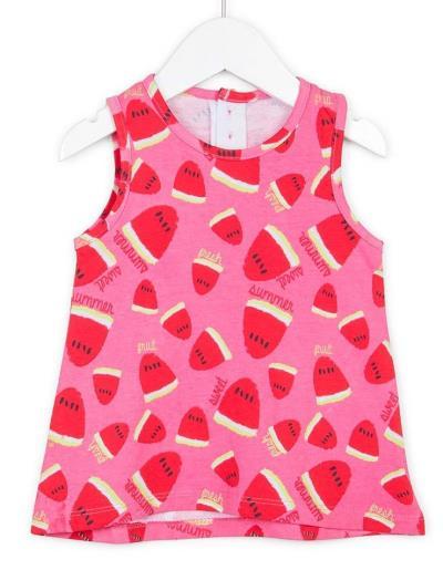 e9d1b858d7d9 Losan 718-7044AD φόρεμα βρεφικό Ροζ Losan