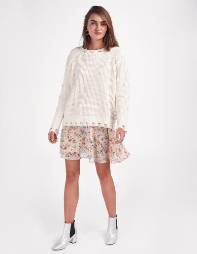 ee7ea57e8910 γυναικεία issue fashion πουλοβερ πλεκτα - Totos.gr