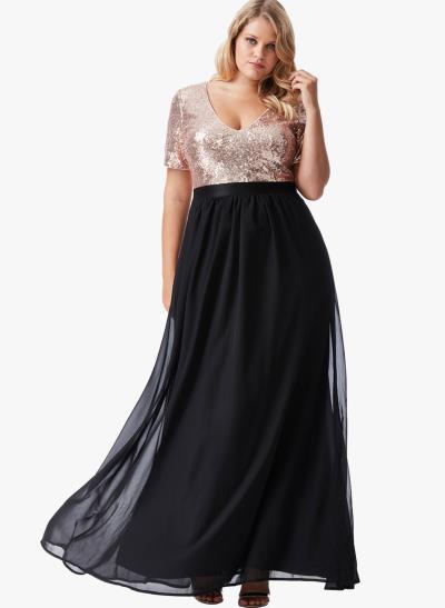 φόρεμα μαξι παγιετεσ - Totos.gr b83c48a0b26