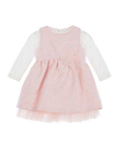 φόρεμα marasil ροζ - Totos.gr ba5a7161d2e